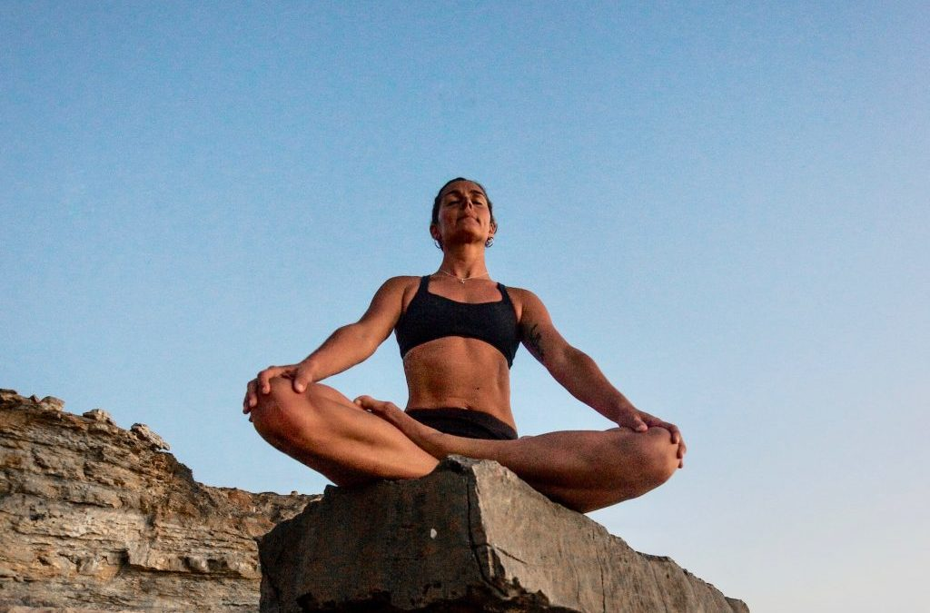 Escape to a better place – meditate!